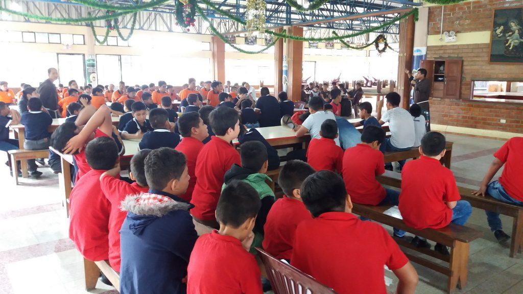 X Encuentro Nacional de Acólitos Franciscanos Capuchinos